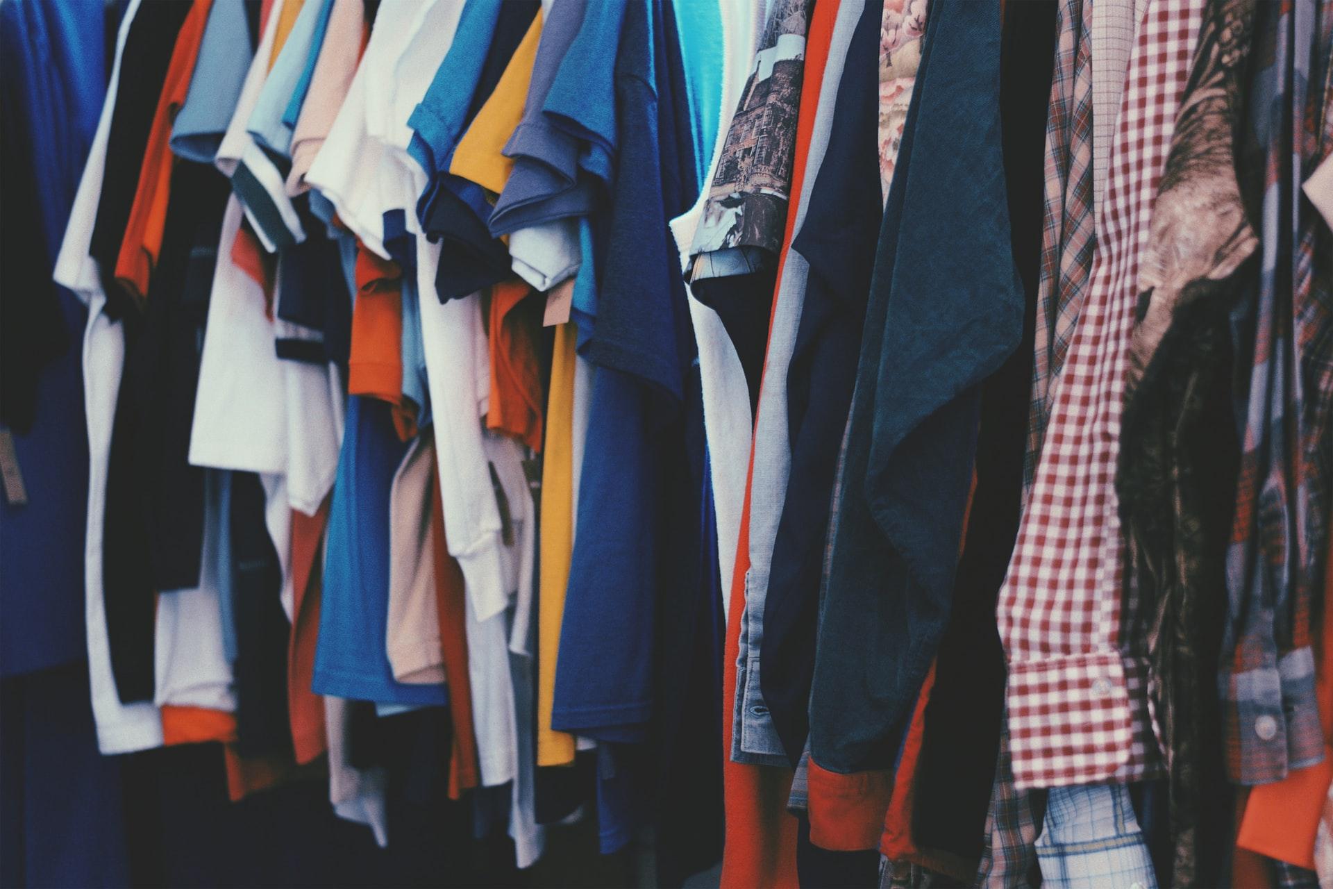 clothes unsplash