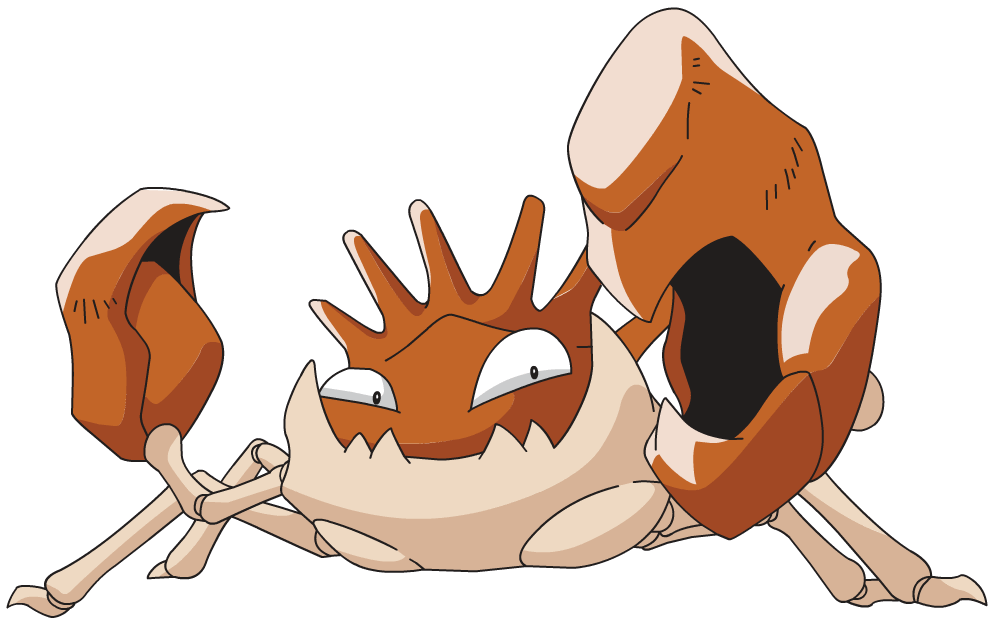Krabby Evolve